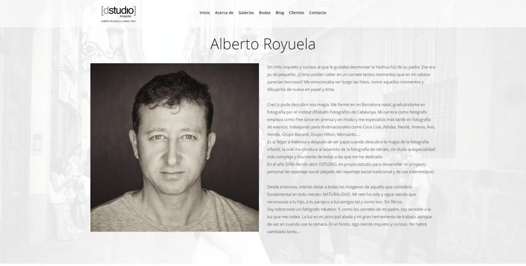 Dstudio - Alberto royuela
