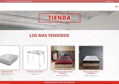 Muebles web valencia